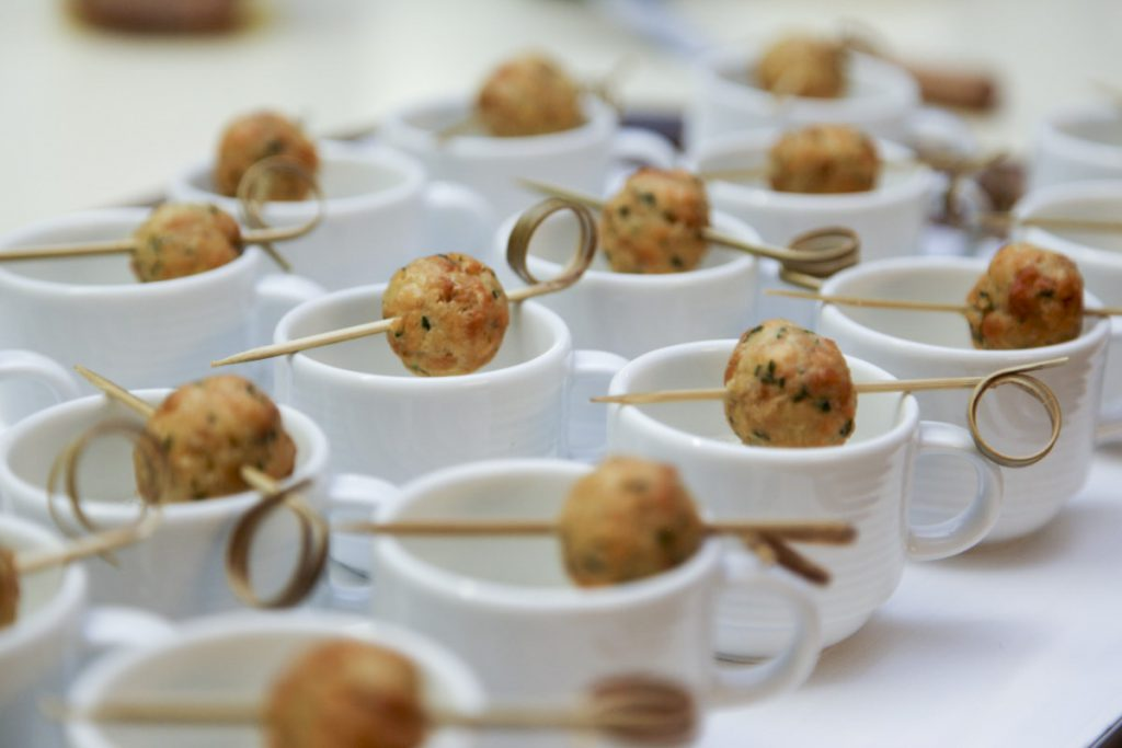 Fotografie Still Life Food - Audi Chef's Cup