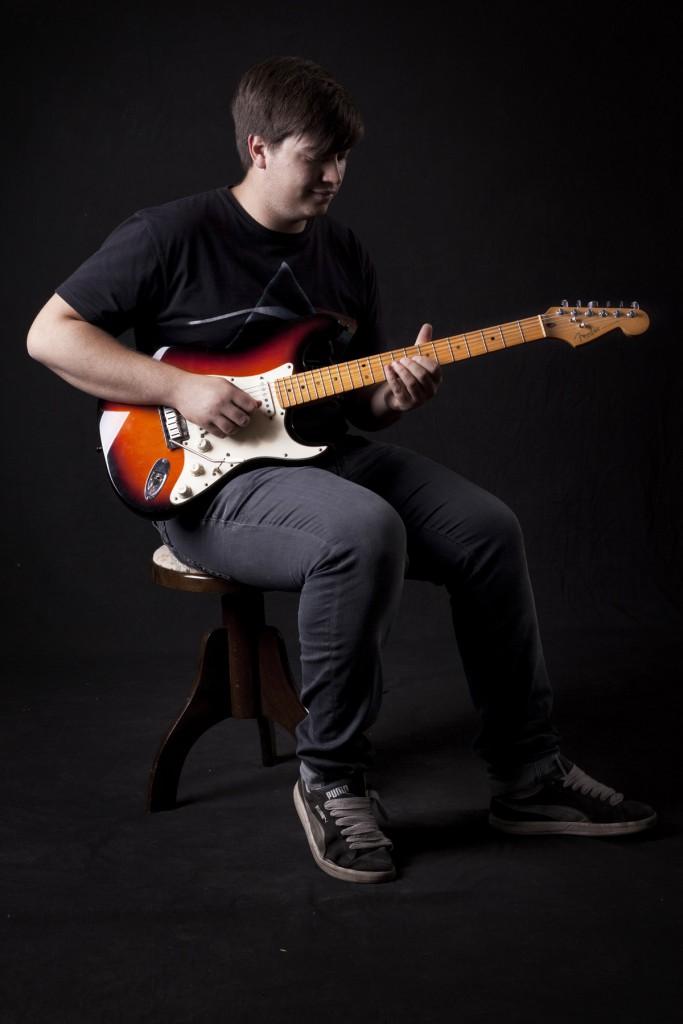 Fender Stratocaster SunBurst - 1997 con Marco Pasetti