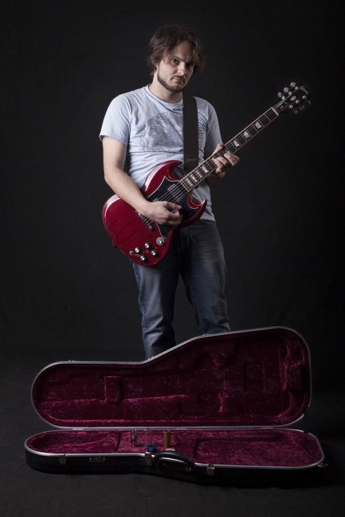 Gibson Diavoletto SG con Fabio Giacomini