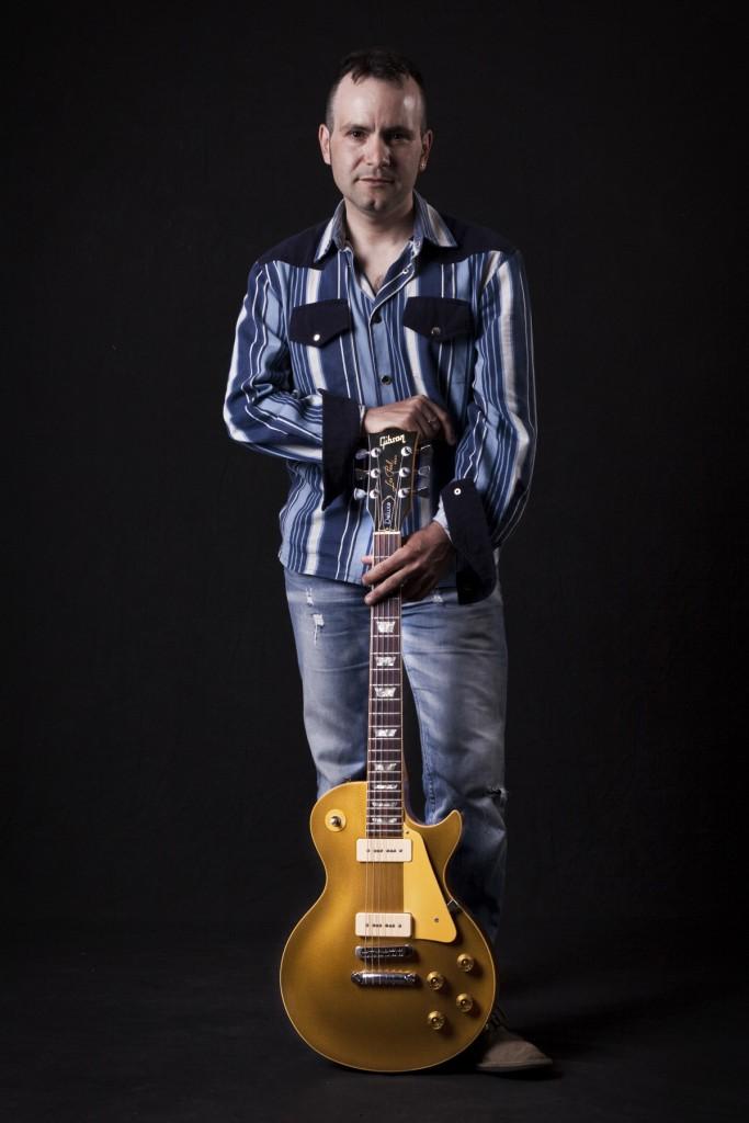 Gibson Les Paul Deluxe - 1982 con Lucio Belli